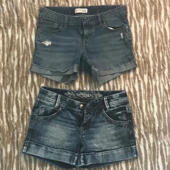 Express Pants - Express shorts bundle